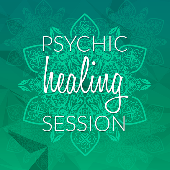 Psychic Healing Session