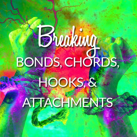 Carina Carinosa Breaking Bonds Chords Hooks & Attachments