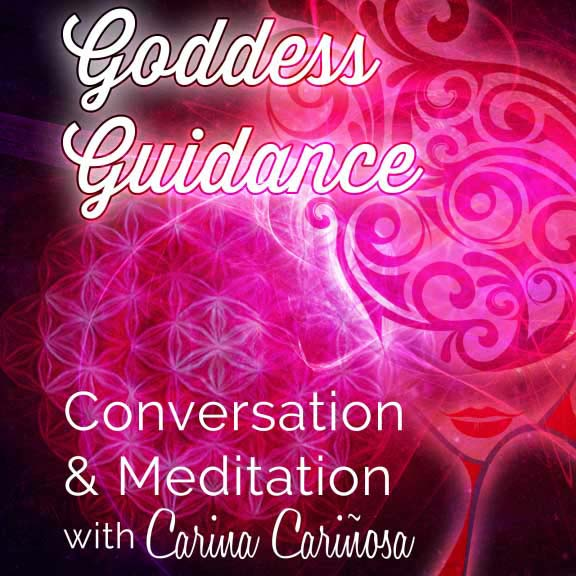 carina carinosa goddess guidance