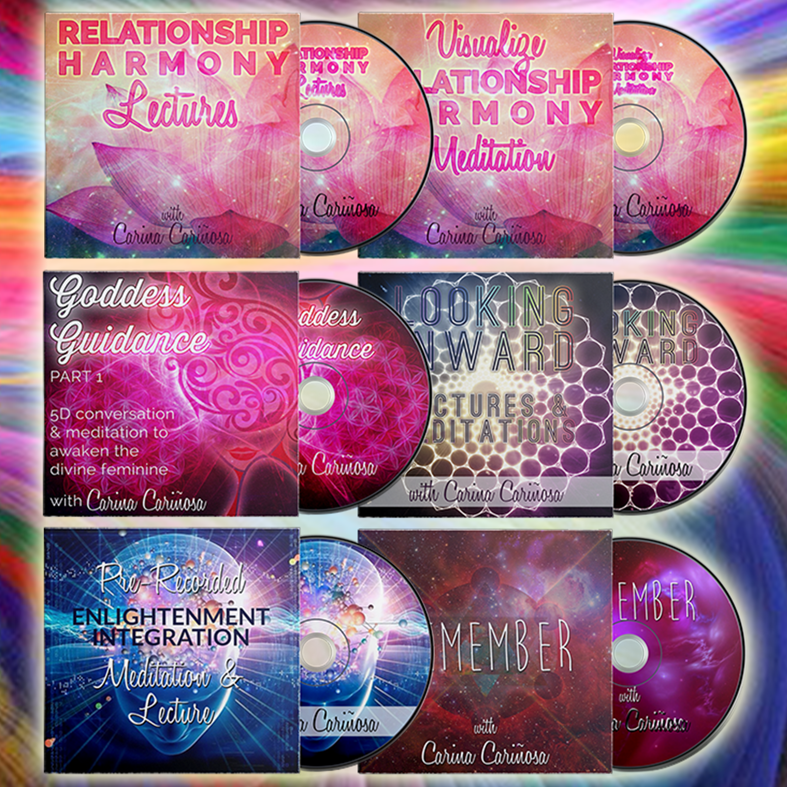 6-Pack Audio with 2-Hour Enlightenment Session