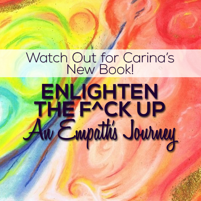New Book: Enlighten The F^ck Up! An Empath's Journey