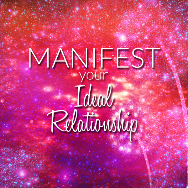 FREE: Manifest Your Ideal Relationship Workbook